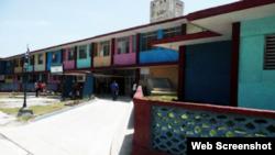 Hospital de Gibara. (Foto publicada por Cuba Independiente y Democrática)