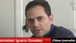 Reporta Cuba. Ignacio González.