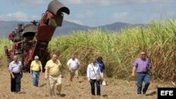 EMPRESARIOS AGRÍCOLAS DE EE.UU. VISITAN CUBA
