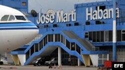 Aeropuerto Internacional José Martí