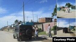 Se reportaron arrestos en La Habana, Matanzas, Palma Soriano y Guantánamo este domingo. (Foto Iván Hernández Carrillo)