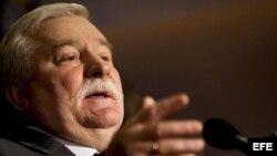 Lech Walesa, Premio Nobel de la Paz