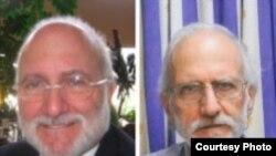 En su prisión en Cuba, Alan Gross perdió dientes, 100 libras de peso y parte de la visión.