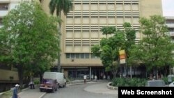Hospital Manuel Fajardo La Habana