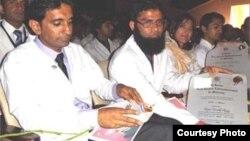 Médicos paquistaníes graduados en Cuba