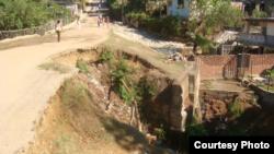 Deterioro del espacio urbano en los pueblos de Santiago de Cuba