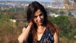 Entrevista de la actriz cubana Lyyn Cruz a Luis Felipe Rojas