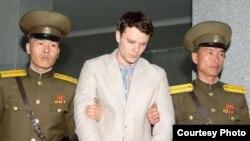 Estadounidense en Corea del Norte