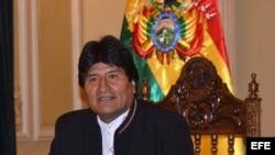 Morales afirmó que si el niño que tuvo en 2007 con Gabriela Zapata vive, quiere quedarse con él. Efe.