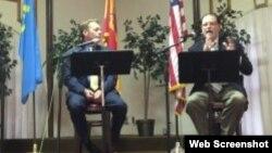 Debate sobre las relaciones EEUU-Cuba, en Ybor City, Tampa.