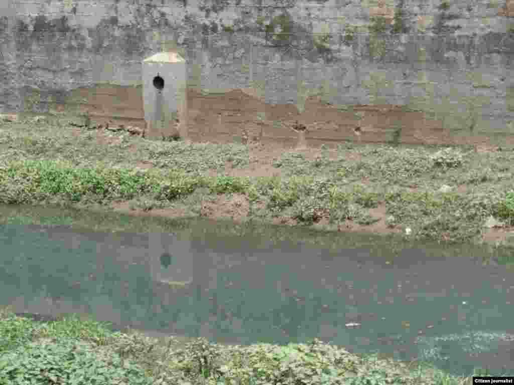 Reporta Cuba En pésima situación la cuenca del Ariguanabo Foto Misael Aguilar