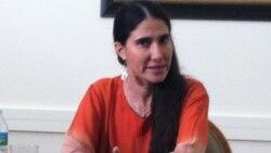 Yoani Sánchez y los mensajes de unidad entre todos los cubanos