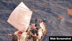 Continúa en aumento el número de cubanos que arriba a Islas Caimán.
