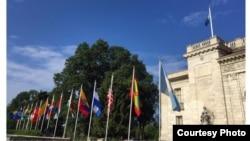 Sede de la OEA en DC.