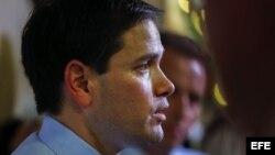 Campaña del aspirante a candidato republicano estadounidense Marco Rubio.