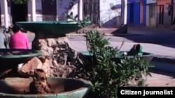 Reporta Cuba Las fuentes de la villa del humor Foto Bárbara Fdez