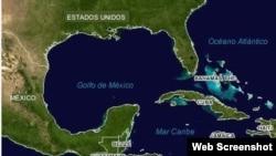 Cuba, México y EEUU han buscado en los últimos meses llegar a un acuerdo limítrofe en la Zona del Golfo de México.
