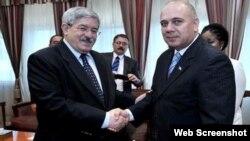 Ministro de Salud de Cuba realizó visita a Argelia.