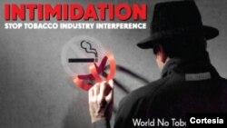 Campaña mundial contra el tabaco
