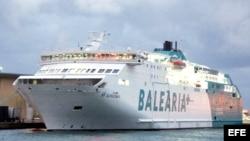 Compañía Baleària.