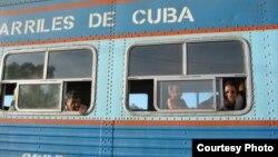 Ferrocarriles cubanos