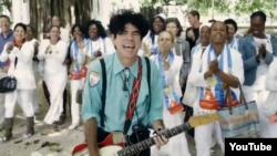 El grupo de rock Porno para Ricardo estrena una canción dedicada al grafitero Danilo Maldonado, 'El Sexto'.