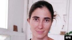 Narra Yoani Sánchez detalles de su detención a Radio Martí