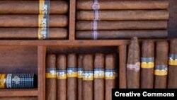 Cohíba: Los habanos siguen siendo uno de los pocos rubros exitosos de exportación de bienes de Cuba.