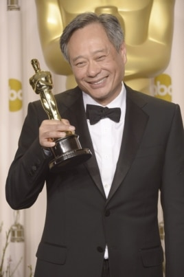 El director taiwanés Ang Lee