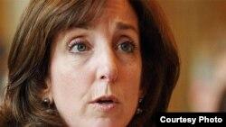 Roberta Jacobson, secretaria de Estado adjunta para asuntos del Hemisferio Occidental.