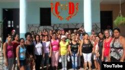 Reporta Cuba Archivo Ciudadanas pro Democracia en Santiago de Cuba