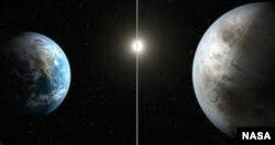 El planeta es el número doce en una zona habitable del Universo.
