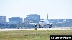 Aeropuerto Internacional de Tampa.