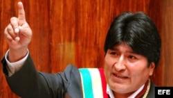 Además de sus conflictos con sectores indígenas y obreros, el presidente Evo Morales tiene ahora problemas con la policía.