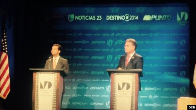F1B6BE01 266A 4C20 8D7F A2E395B4D2C4 w640 r1 s El debate entre Carlos Curbelo y el Rep. Joe García ha sido el mejor hasta ahora