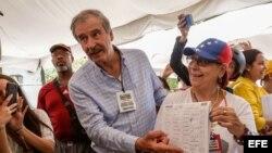 Fox: consulta opositora venezolana recuerda a la votación que desalojó al PRI