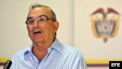 El jefe de los negociadores del Gobierno colombiano, Humberto de la Calle