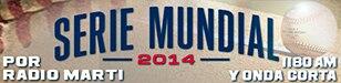 Serie Mundial 2014 para Cuba