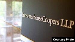 PricewaterhouseCoopers.