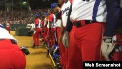 Los Vegueros de Pinar del Río vencieron a los Cangrejeros de Santurce de Puerto Rico.
