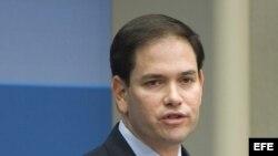 Marco Rubio, senador republicano de Florida.
