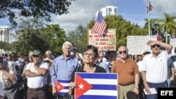 Reacciones en Cuba y Miami sobre las relaciones de la isla con Estados Unidos