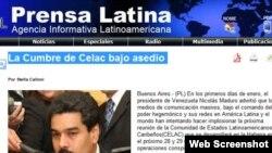 Prensa Latina ataca a CADAL por su apoyo a opositores cubanos