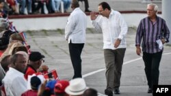 Alejandro Castro Espín, hijo de Raúl Castro.