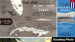 Servicio de ferries fue conexión clave entre Cuba y EE.UU.