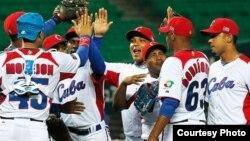 Cuba vence a China