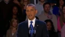 Presidente Obama con la ayuda del voto latino es reelegido