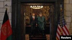Obama de visita en Afganistan