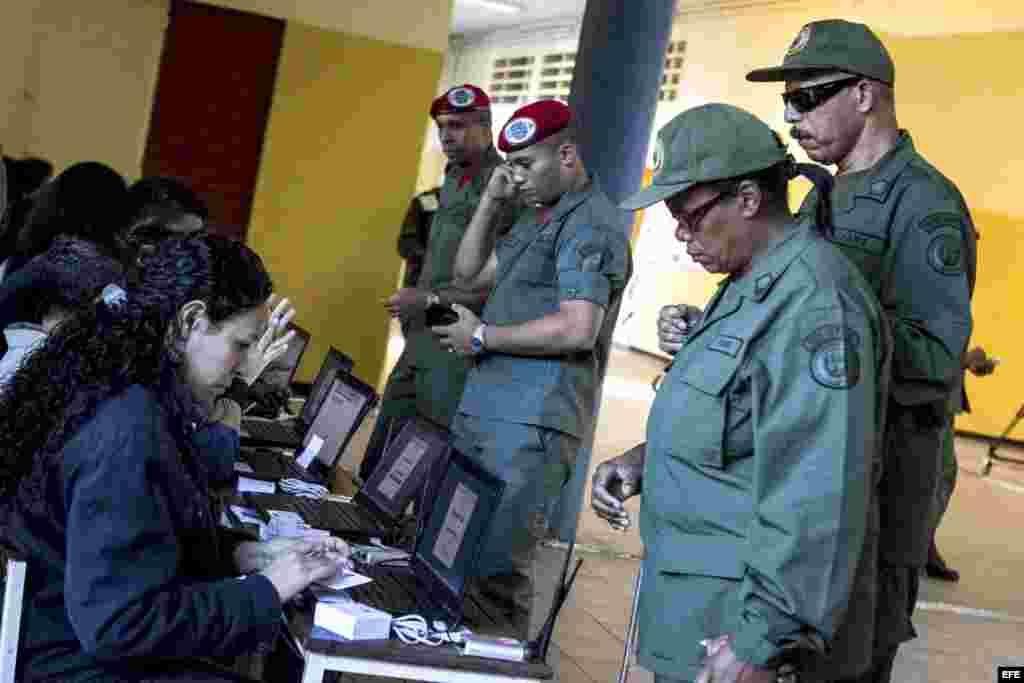 Elecciones municipales en Venezuela.