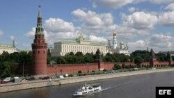 Kremlin en Moscú, Rusia.